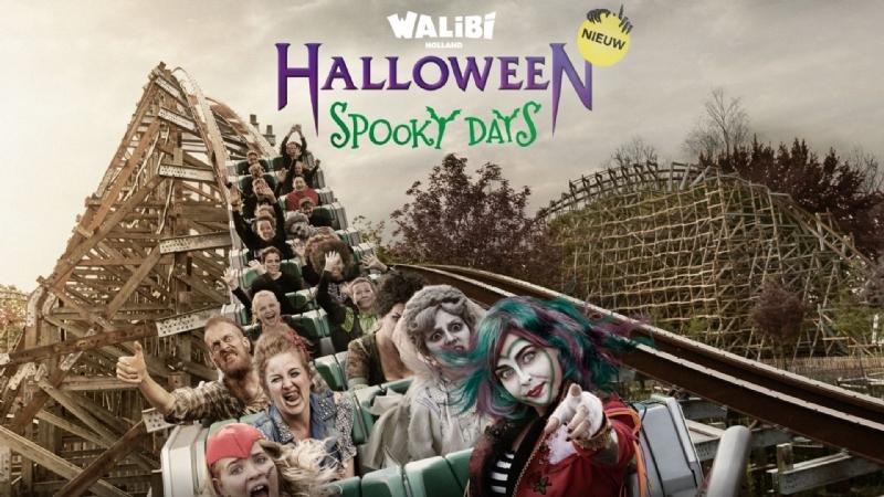 Halloween Spooky Days officieel geopend
