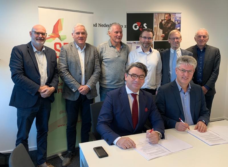 SBBF sluit nieuwe overeenkomst met G4S