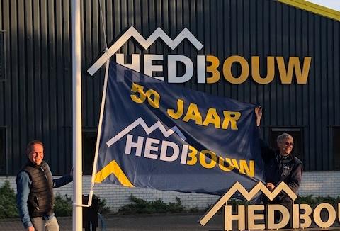 50 jaar HediBouw