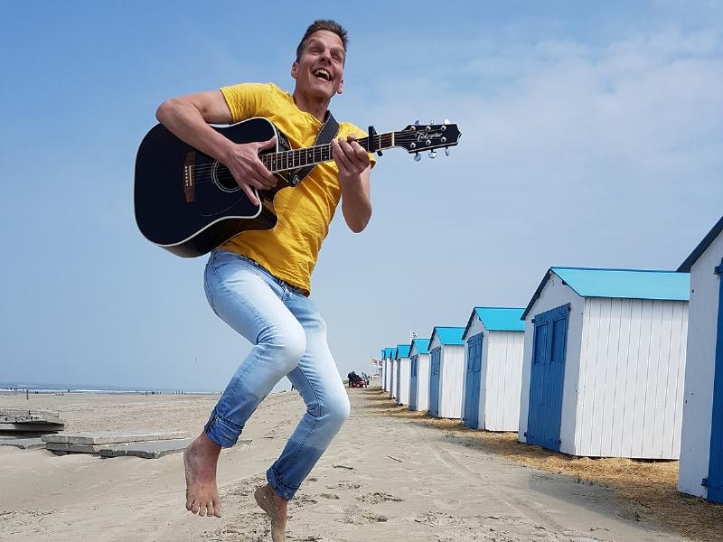 Pieter Leendertse lanceert debuutsingle